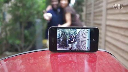 最小iPhone支架
