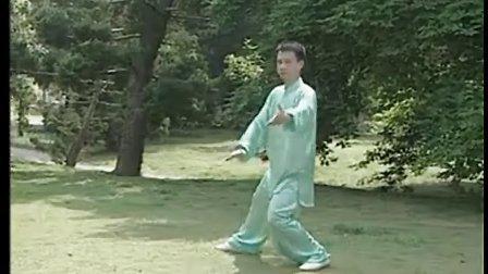 经典重現【陈思坦】24式简化太极拳欣赏