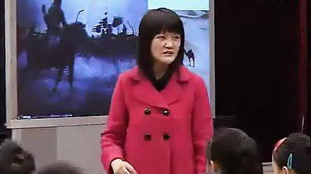 张骞通西域人教版初中历史初一历史七年级历史教师课堂实录与教师说课