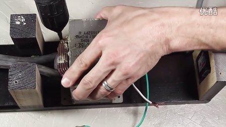 教大家DIY制作一台焊接机2