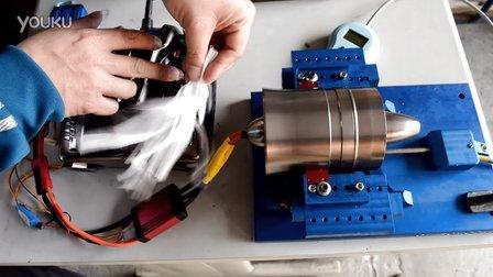 新款水星專用電調(可反轉涵道當空氣刹車使用)