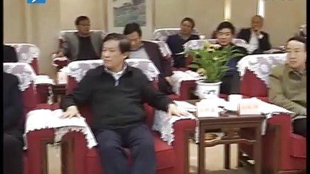 切实推动对口援疆工作再上新台阶:夏宝龙与阿克苏地区代表团座谈[浙江新闻联播]