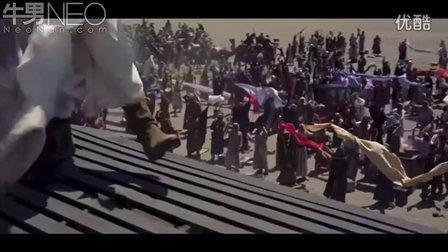 《阿拉伯的劳伦斯》4K修复版预告片