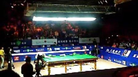 2012.09.23 上海大师赛决赛希金斯单杆147