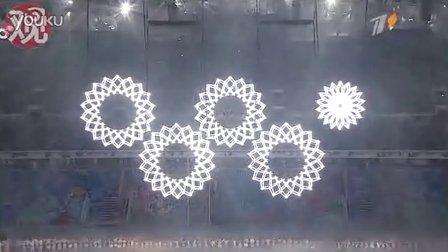 五环在俄罗斯绽放