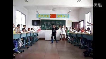 龙泉小学五二班中秋话剧《嫦娥奔月》