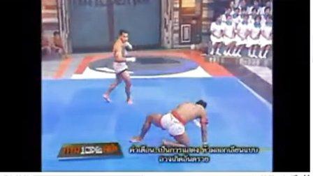 泰拳表演2