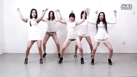 P.A.B舞蹈模仿psy鸟叔- Gentleman_高清