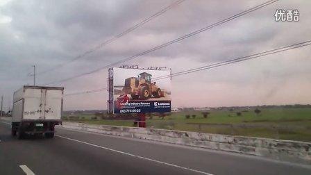 柳工广告牌广告在菲律宾