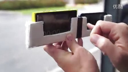 Nokia Lumia 920 vs iPhone 5 Video test