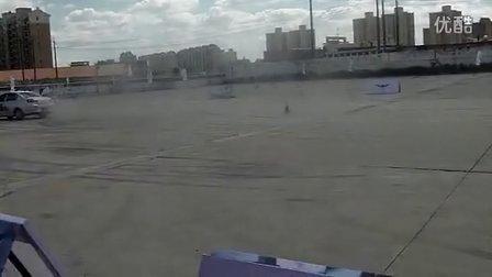 瑞麒比比皆试并驾麒驱活动——瑞麒汽车特技表演