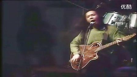 1993年Beyond马来西亚不插电《海阔天空》黄家驹