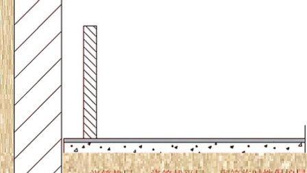 【全套建筑工程施工动画+施工工艺】卷材防水层施工内帖法