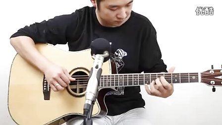 民谣吉他教程