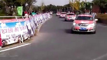 2012环太湖国际自行车公路赛--张家港双山岛绕圈赛