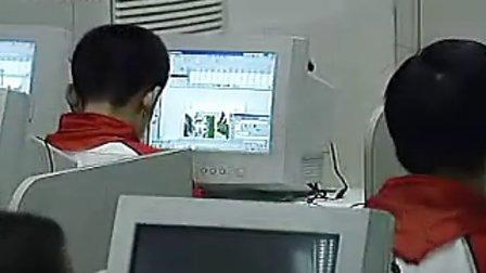 flash-校标动起来上海初中信息技术教师说课视频与实录
