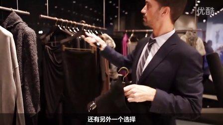 "Donna Karan时尚菁英汇-品牌总监Curtis解读""简洁七件""时尚搭配"
