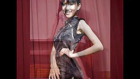 中国式性感-旗袍展示