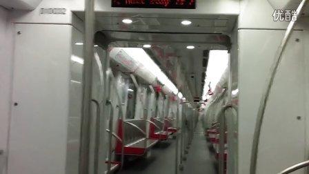 即将通车的杭州地铁一号线!