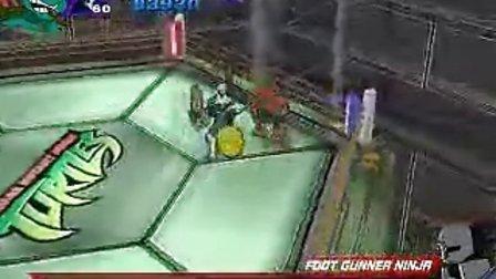 忍者神龟pc版mike挑战模式