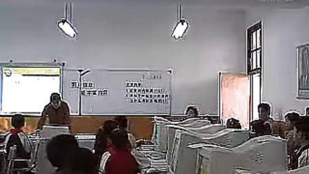 1301903三年级成长记录图片信息的添加小学三年级信息技术优质课课堂教学实录展示