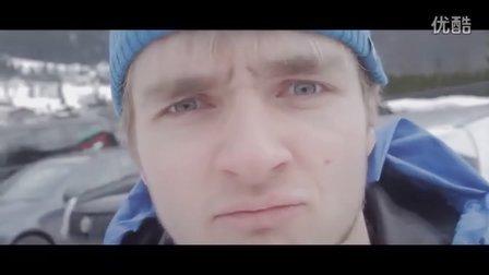 【旋风】GUP奥地利雪地跑酷秀Skiworldcup Flachau
