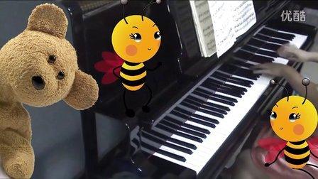 马克西姆《野蜂飞舞》钢琴视奏_tan8.com