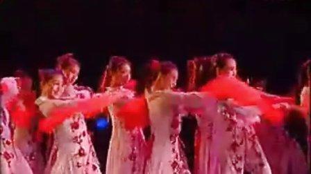 现代舞《扇韵》女子群舞