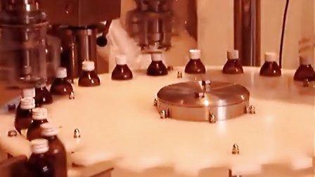 高速液体灌装轧盖机