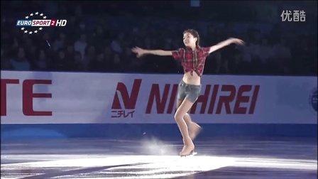 李子君 EX - NHK Trophy 日本站 2012