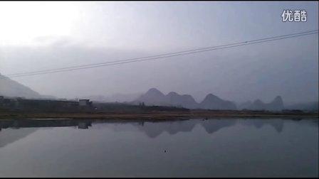 青狮潭水库源头