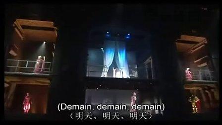 [法语音乐剧].罗密欧与朱丽叶B 中文字幕版 B
