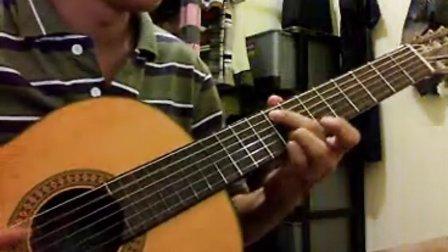 Xing Qing - 周杰伦 - 吉他独奏 - handoyomia