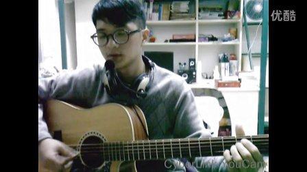 奴依吉他弹唱《且听风吟》