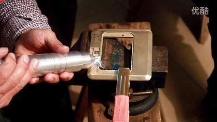黄铜铸件修补冷焊机铜缺陷修补冷焊机视频捷利特冷焊机