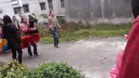 汕头濠江区东湖村——(2014年)马年-正月十一日 游神盛会