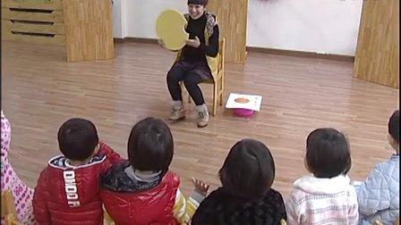 试看版 幼儿园优质课  小班绘本优质课展示《谁咬了我的大饼》