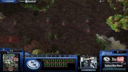星际争霸2EG Idra第一视角