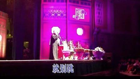高清字幕版:2012纲丝节专场,岳云鹏孙越-规矩论 片段-河南话版杰克与肉丝