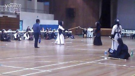 韩国剑道练习