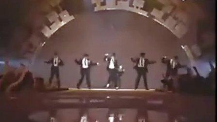 危险 迈克尔杰克逊炫酷舞蹈