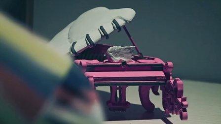 """秘密钢琴首部曲""""不乏之爱""""官方HD高清版微电影"""