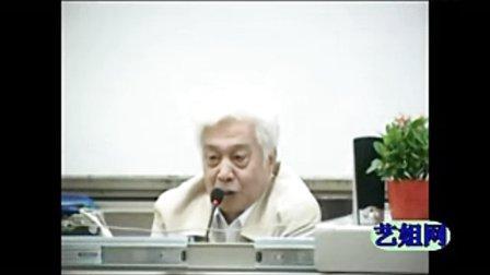 中国传媒大学张颂教授长沙学院播音主持专业专题讲座1