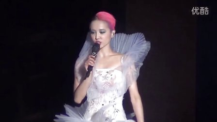 【依吧1080P】20121006 蔡依林「感謝致詞」MUSE台南新歌演唱會 Part.12
