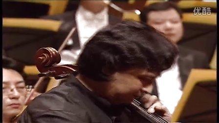 大提琴家李洋与中国国家交响乐团音乐会