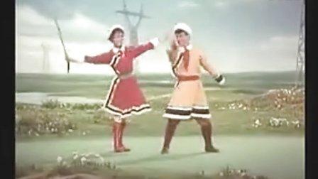 红色舞蹈《草原儿女》插曲《牧歌》