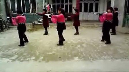 禹城市安仁镇于庄村相约北京广场舞