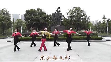 高清广场舞新阿哥阿妹分解动作_标清