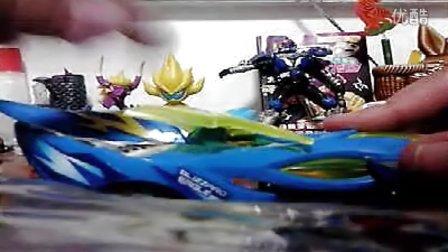 《玩具大王22》上传战龙四驱的玩具视频