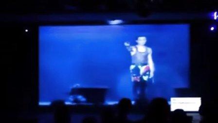 2012年深圳荣迷庆生PARTY——大马热情合唱月亮代表我的心